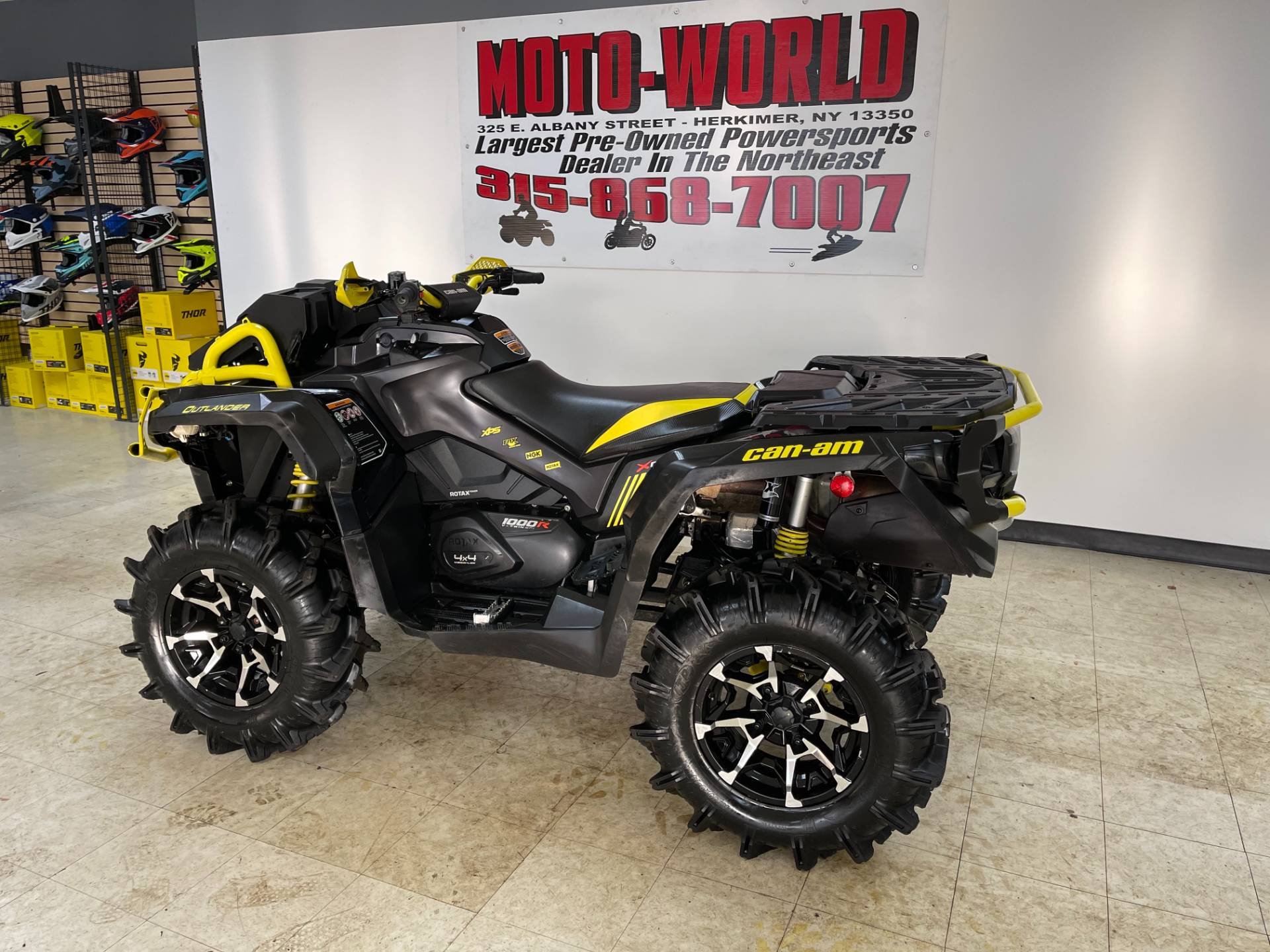 2018 Can-Am Outlander X mr 1000R in Herkimer, New York - Photo 3