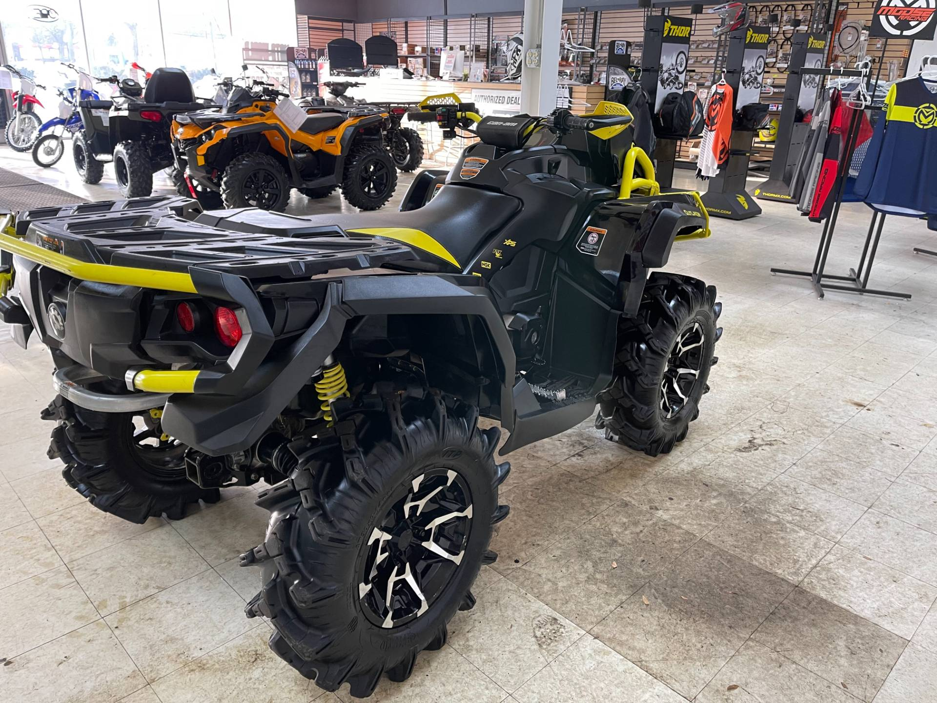2018 Can-Am Outlander X mr 1000R in Herkimer, New York - Photo 9