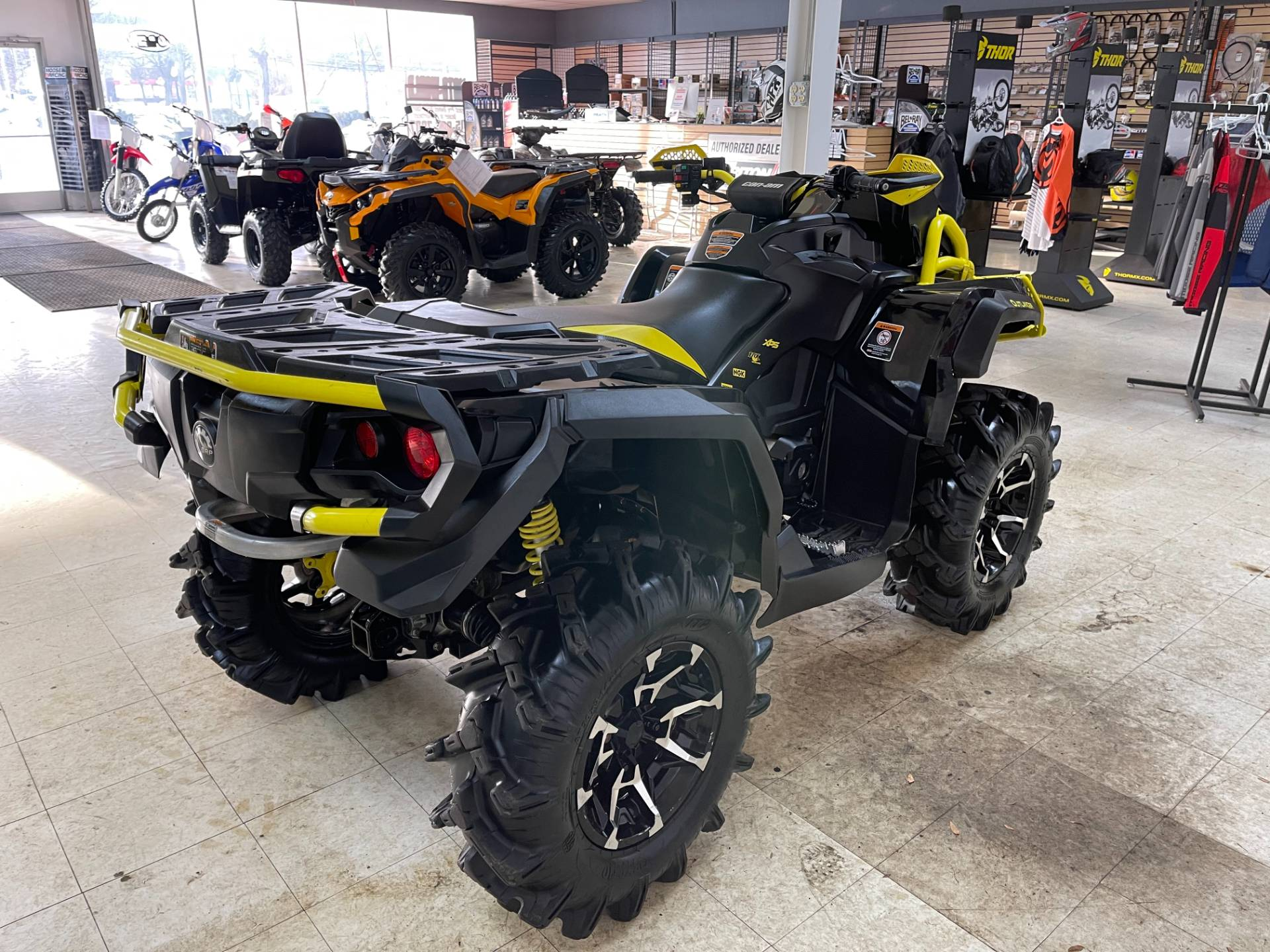 2018 Can-Am Outlander X mr 1000R in Herkimer, New York - Photo 10