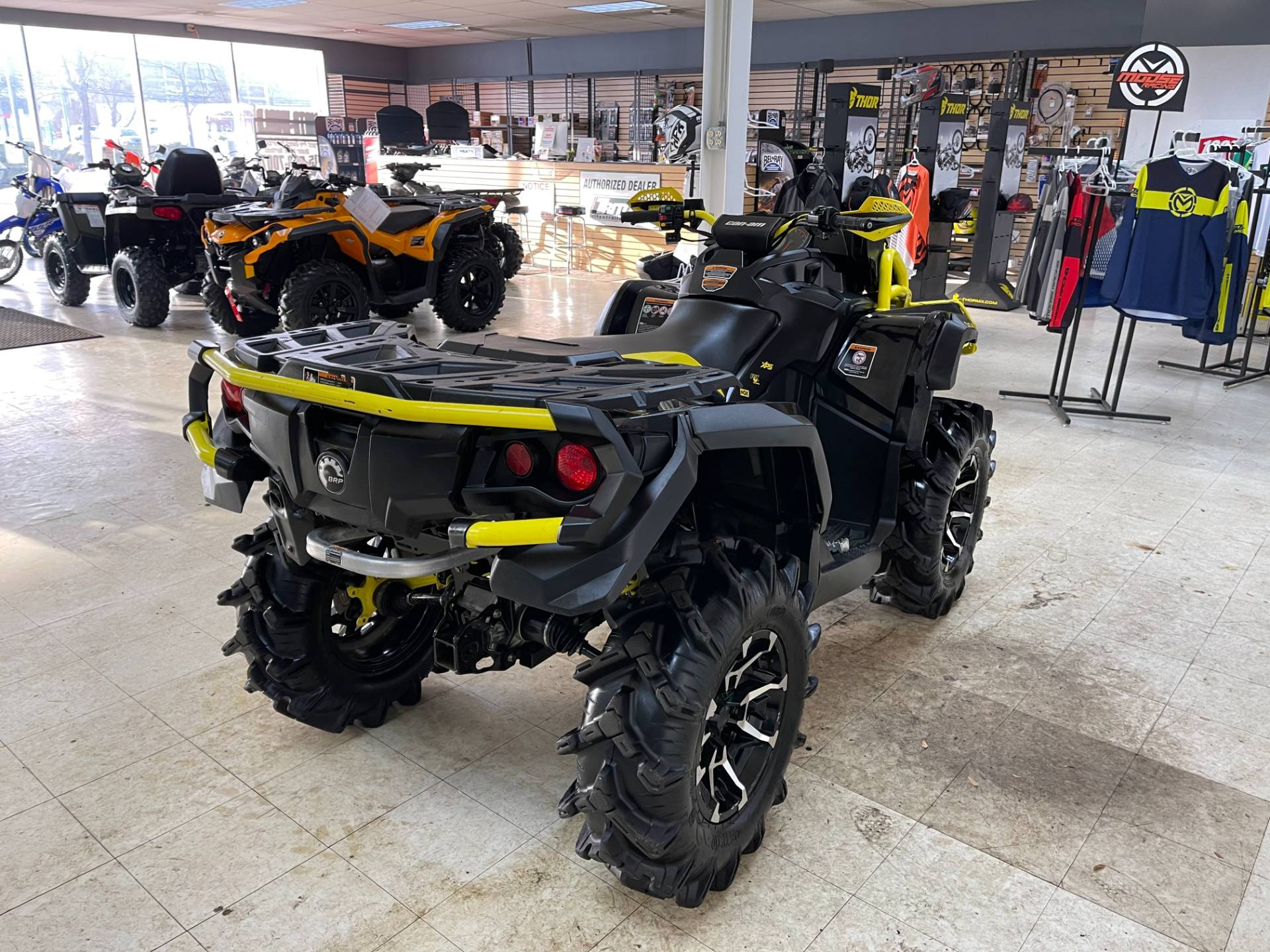2018 Can-Am Outlander X mr 1000R in Herkimer, New York - Photo 11