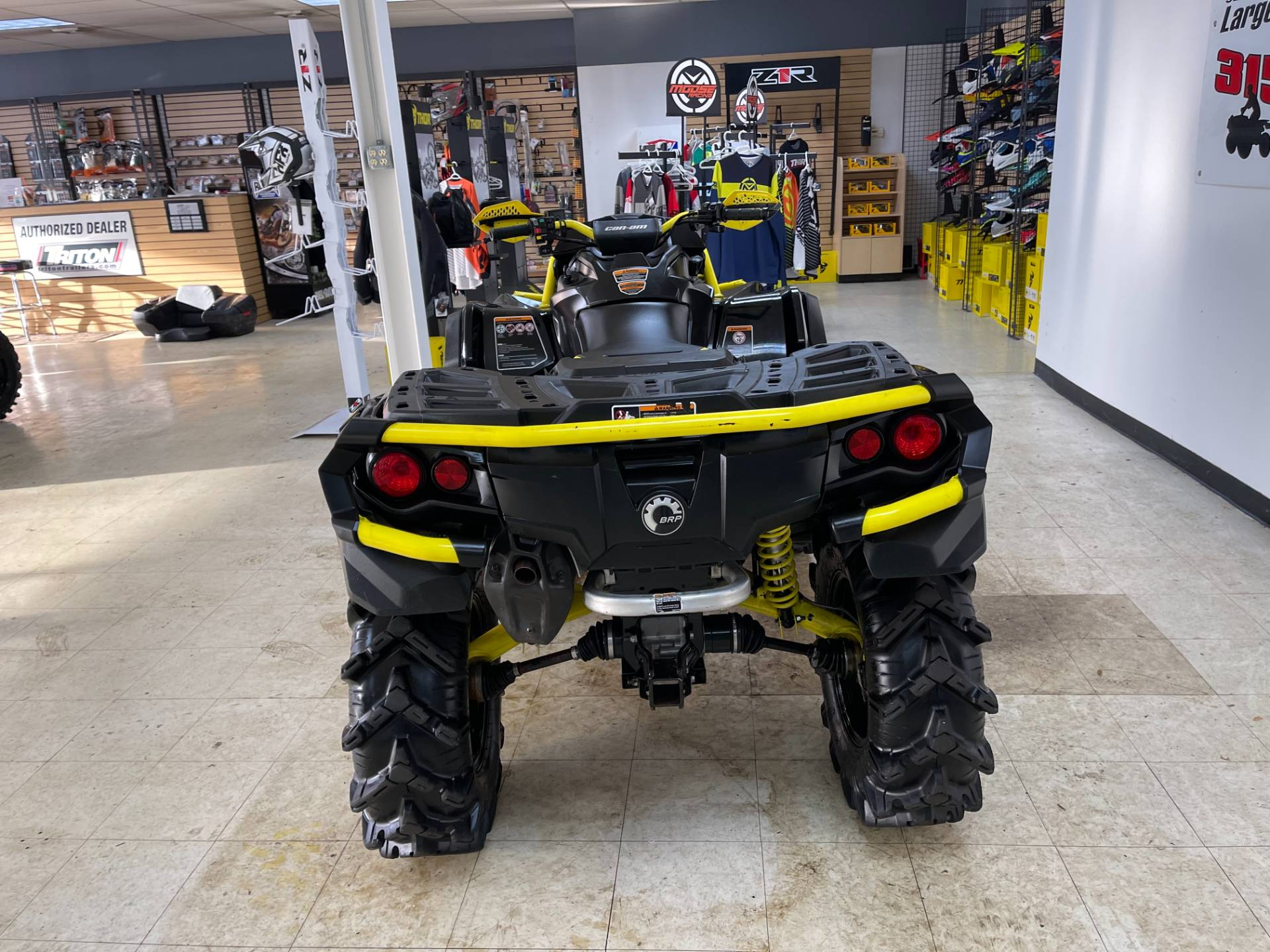 2018 Can-Am Outlander X mr 1000R in Herkimer, New York - Photo 15
