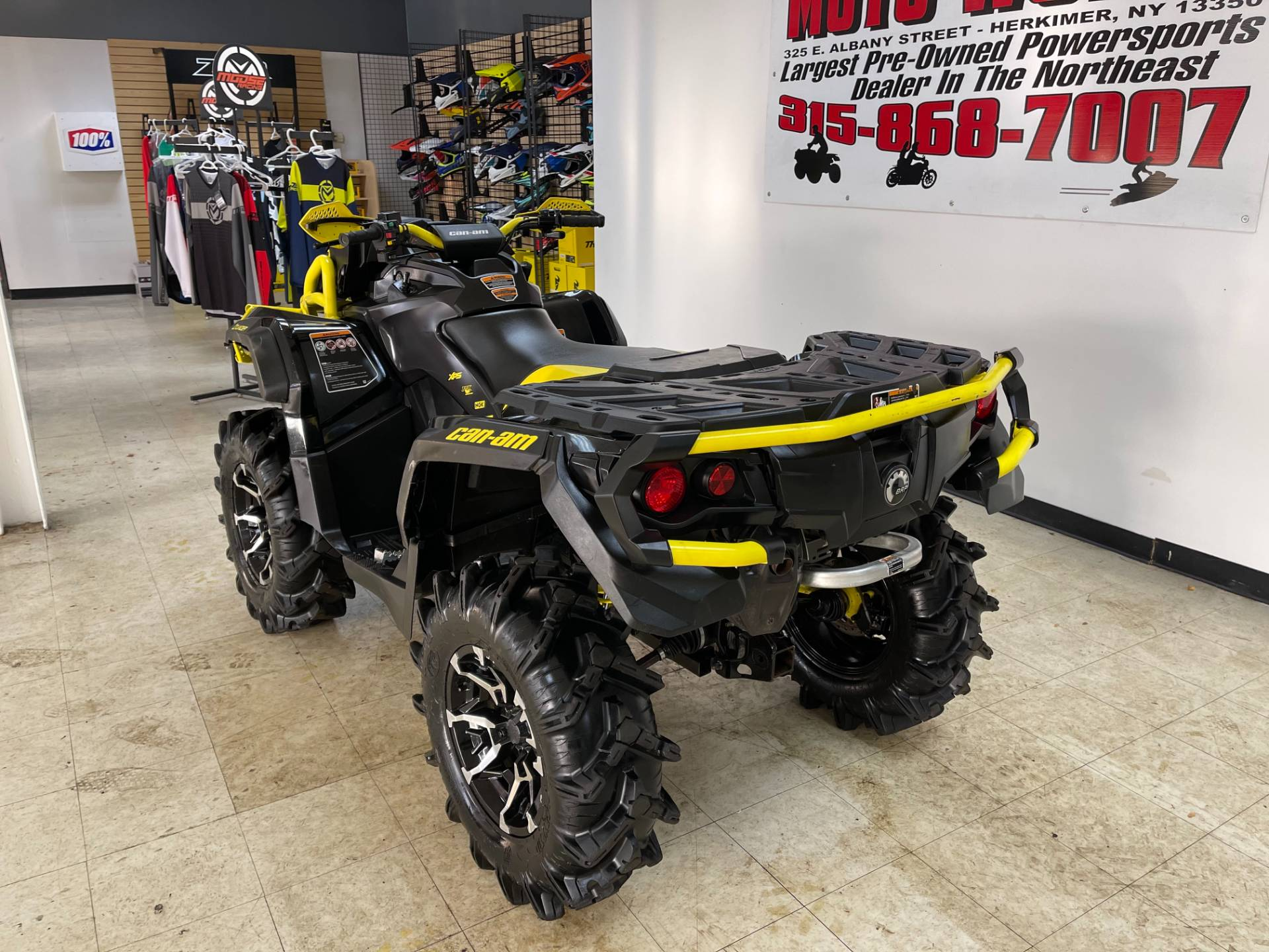 2018 Can-Am Outlander X mr 1000R in Herkimer, New York - Photo 16