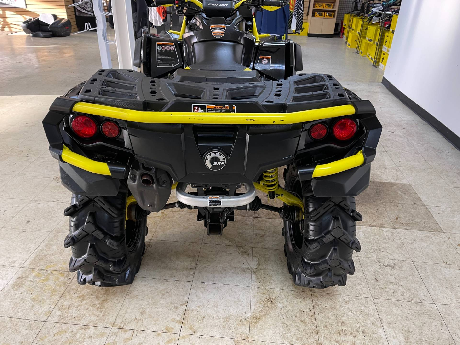 2018 Can-Am Outlander X mr 1000R in Herkimer, New York - Photo 17