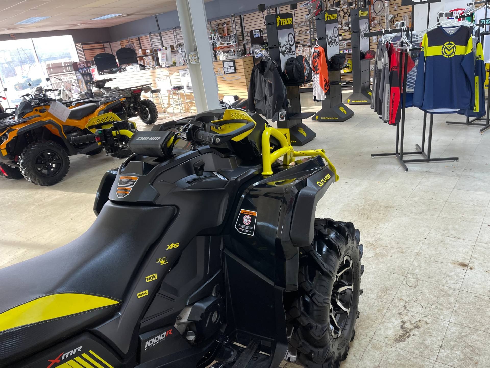 2018 Can-Am Outlander X mr 1000R in Herkimer, New York - Photo 20