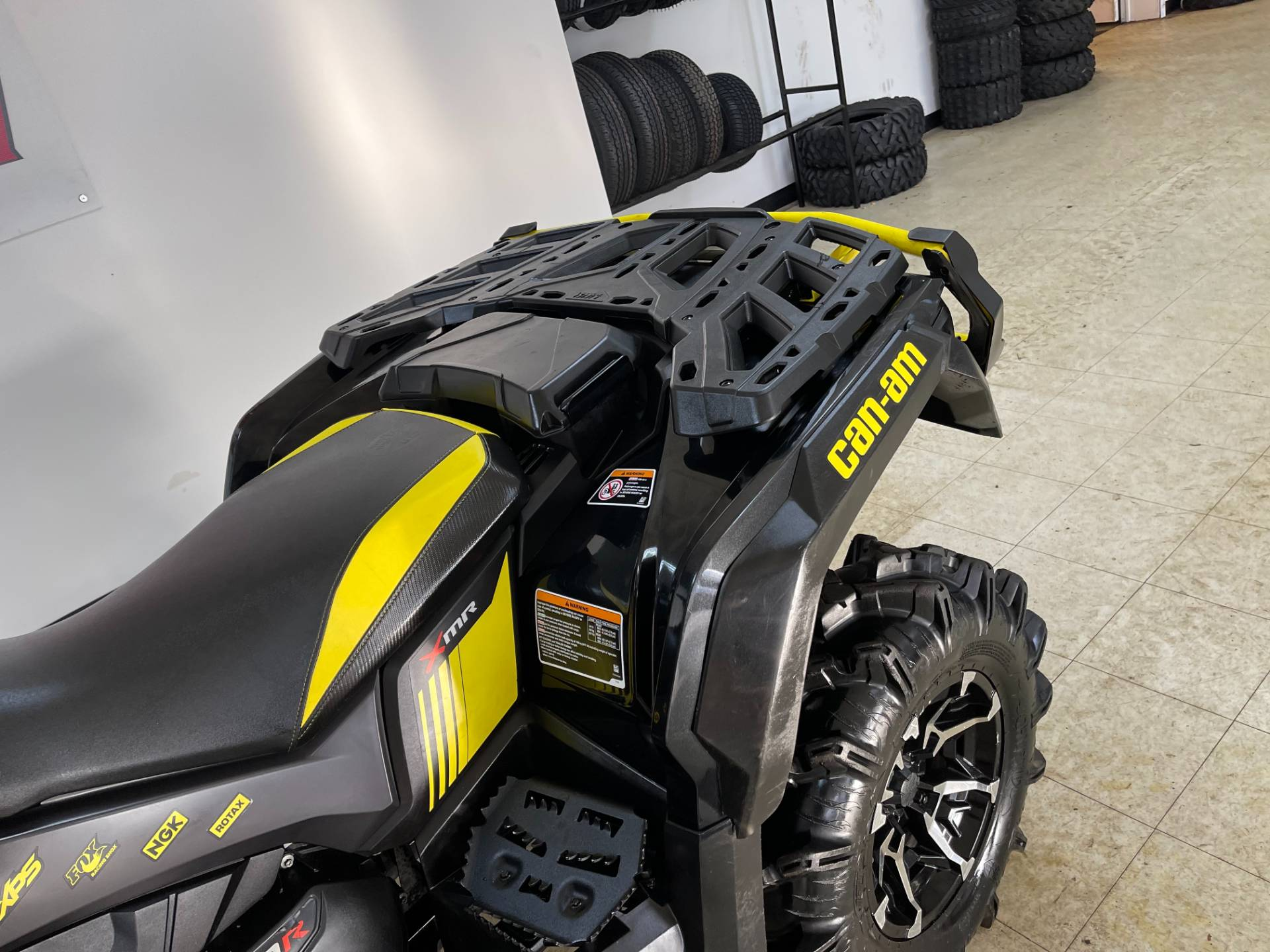 2018 Can-Am Outlander X mr 1000R in Herkimer, New York - Photo 22