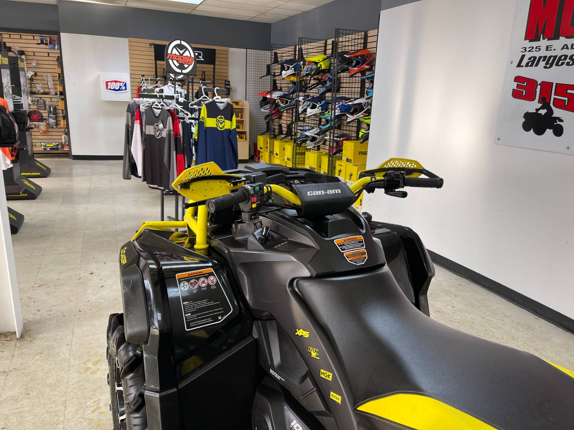 2018 Can-Am Outlander X mr 1000R in Herkimer, New York - Photo 23
