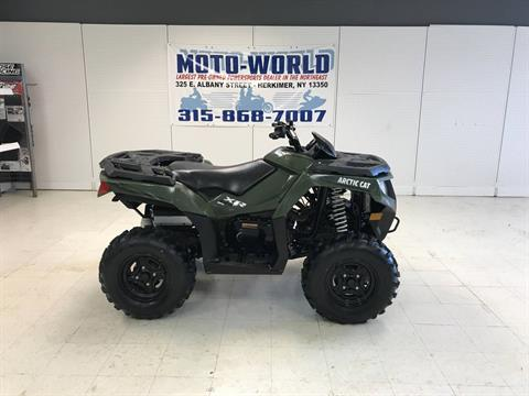 2015 Arctic Cat XR 550 in Herkimer, New York