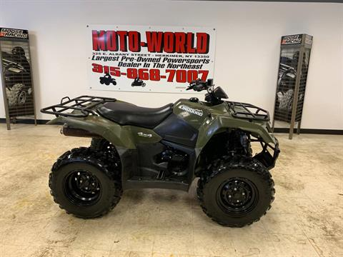 2017 Suzuki KingQuad 400FSi in Herkimer, New York