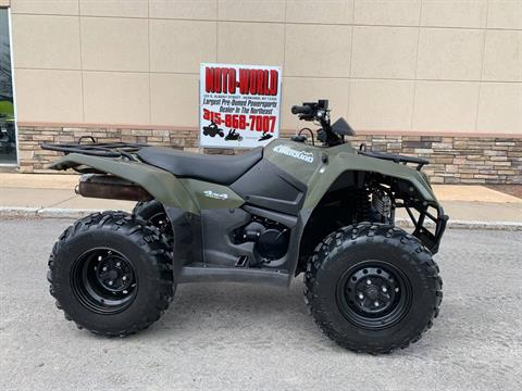 2017 Suzuki KingQuad 400FSi in Herkimer, New York - Photo 1