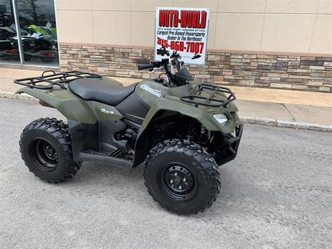 2017 Suzuki KingQuad 400FSi in Herkimer, New York - Photo 3