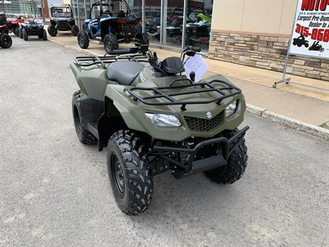 2017 Suzuki KingQuad 400FSi in Herkimer, New York - Photo 5
