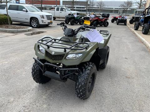 2017 Suzuki KingQuad 400FSi in Herkimer, New York - Photo 6