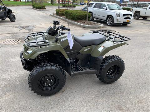 2017 Suzuki KingQuad 400FSi in Herkimer, New York - Photo 7