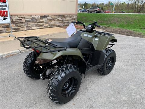 2017 Suzuki KingQuad 400FSi in Herkimer, New York - Photo 10