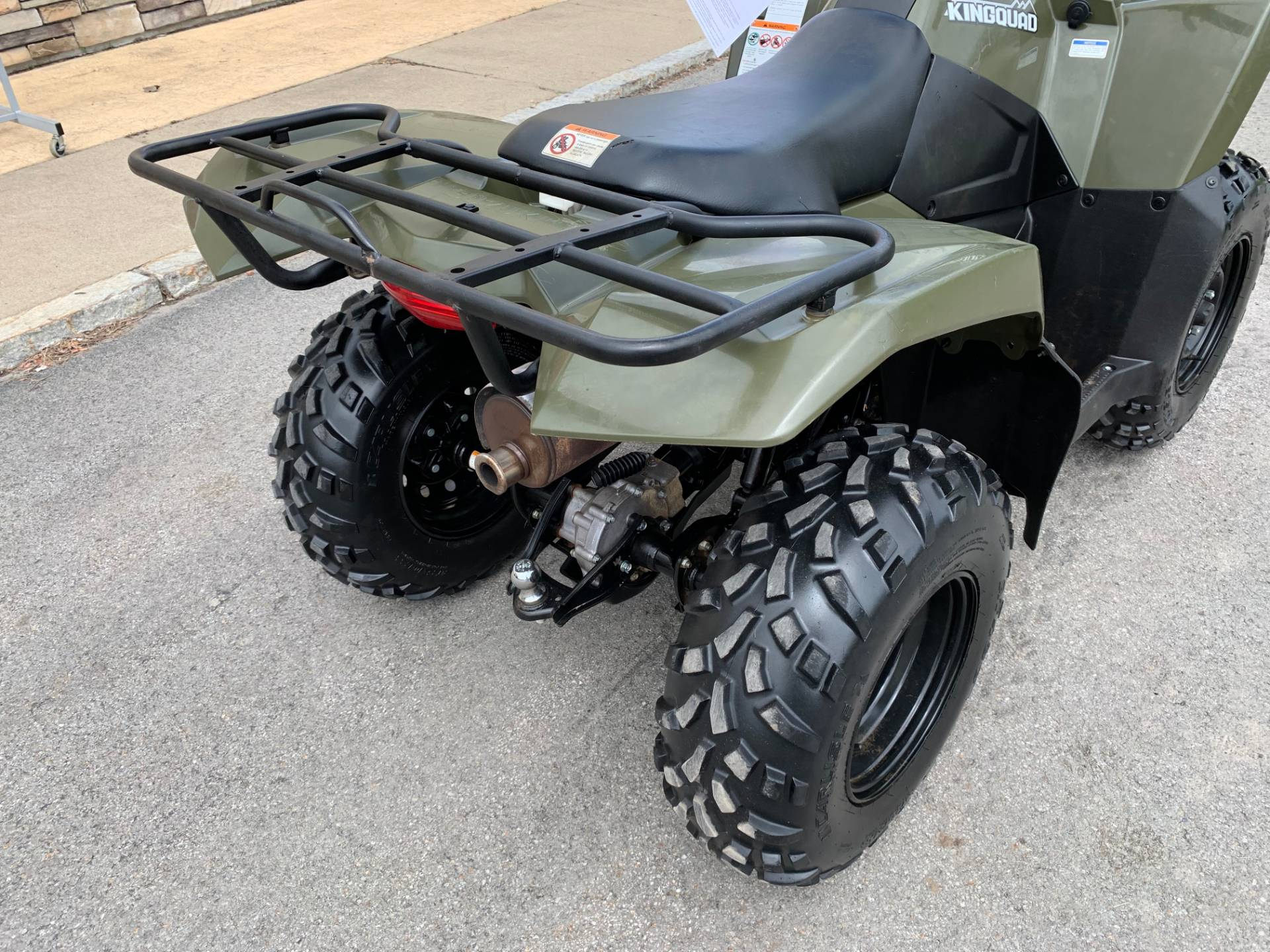 2017 Suzuki KingQuad 400FSi in Herkimer, New York - Photo 11