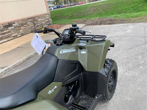 2017 Suzuki KingQuad 400FSi in Herkimer, New York - Photo 14