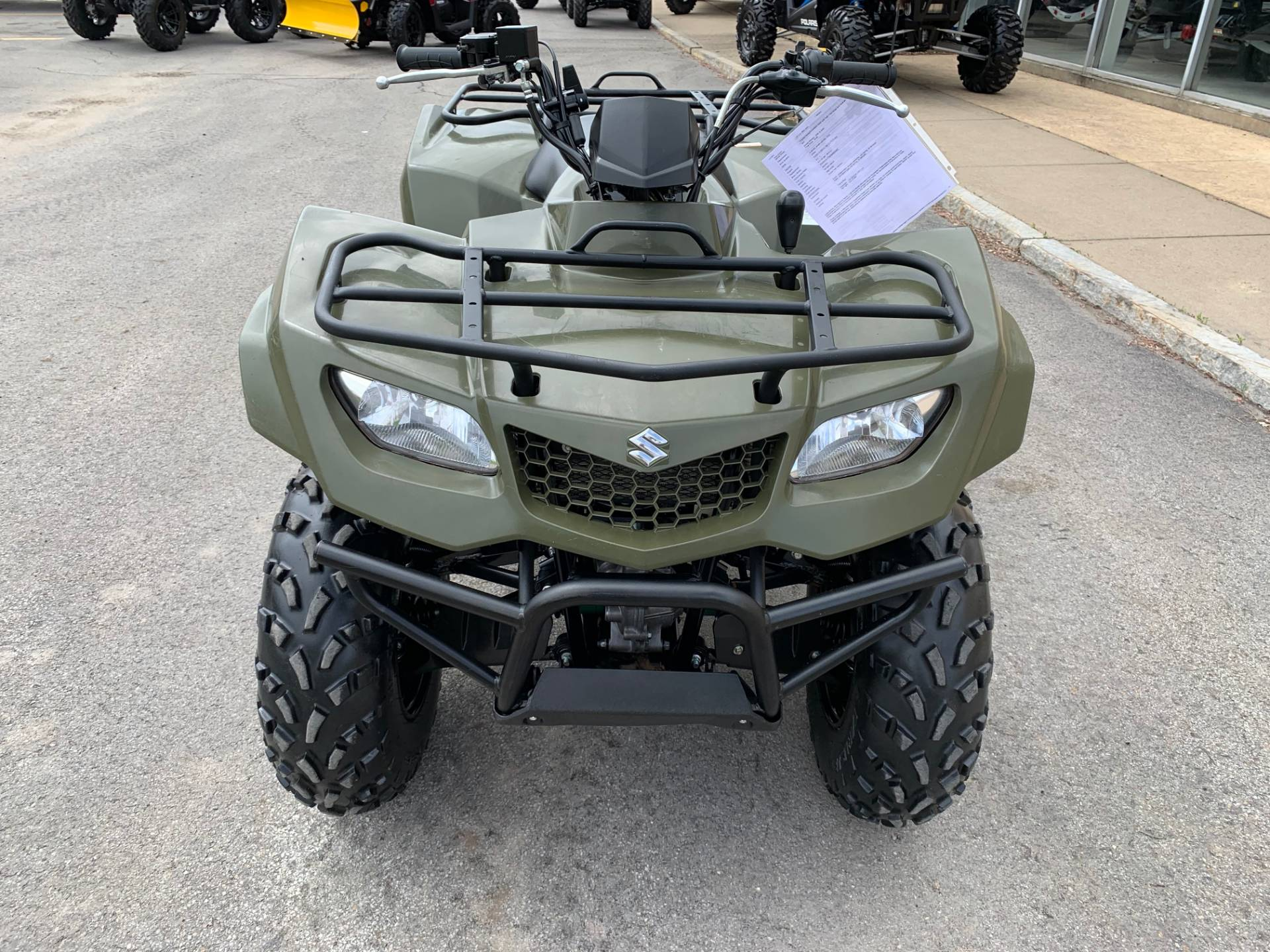 2017 Suzuki KingQuad 400FSi in Herkimer, New York - Photo 15