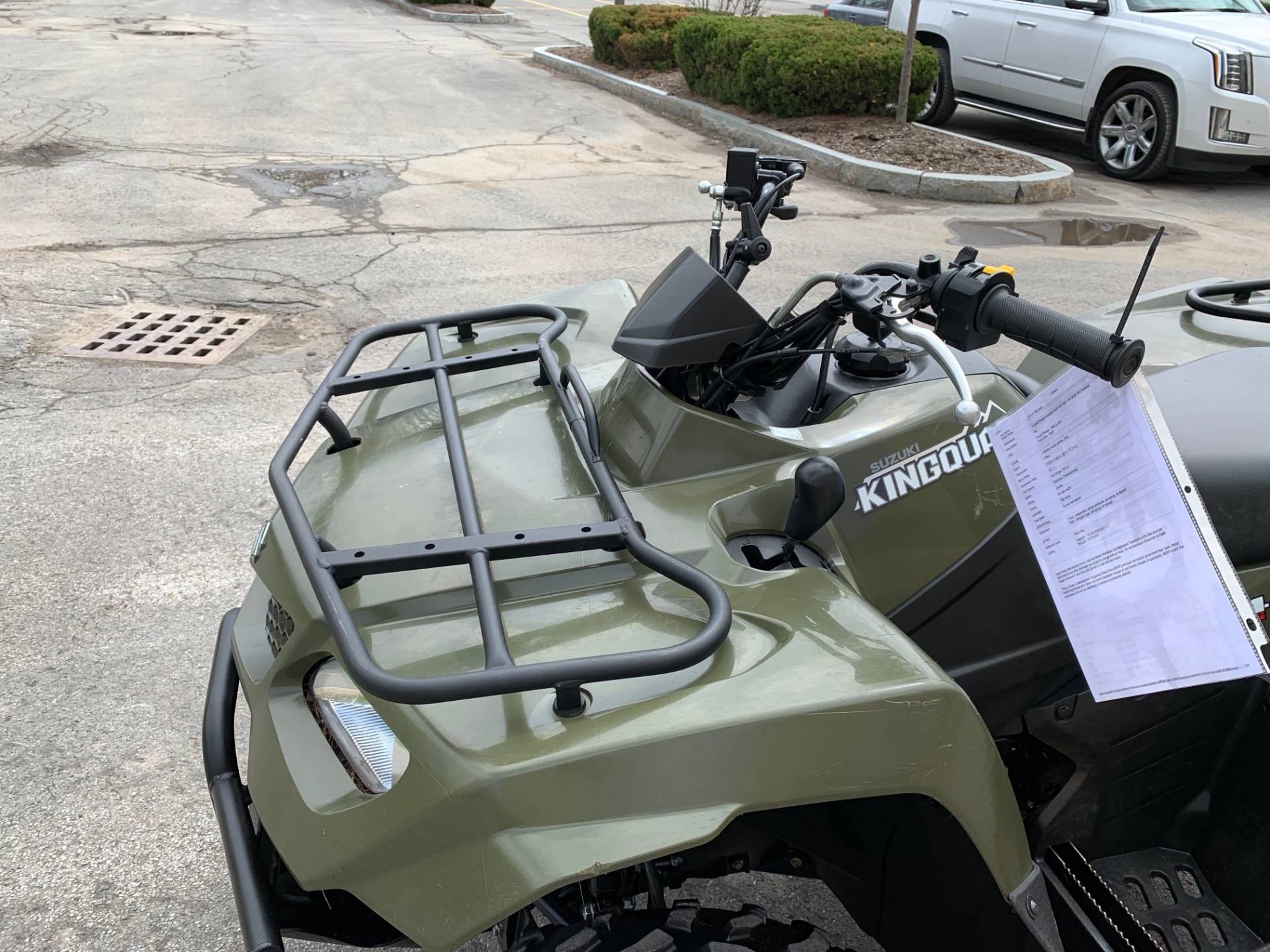 2017 Suzuki KingQuad 400FSi in Herkimer, New York - Photo 17