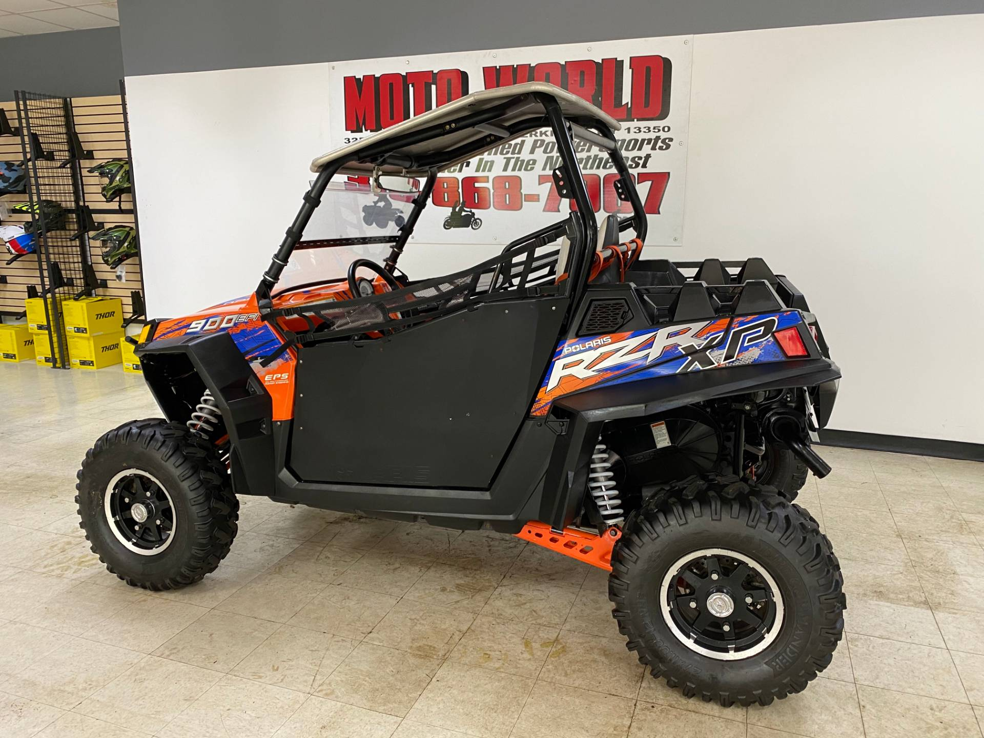 2013 Polaris RZR® XP 900 EPS LE in Herkimer, New York - Photo 3