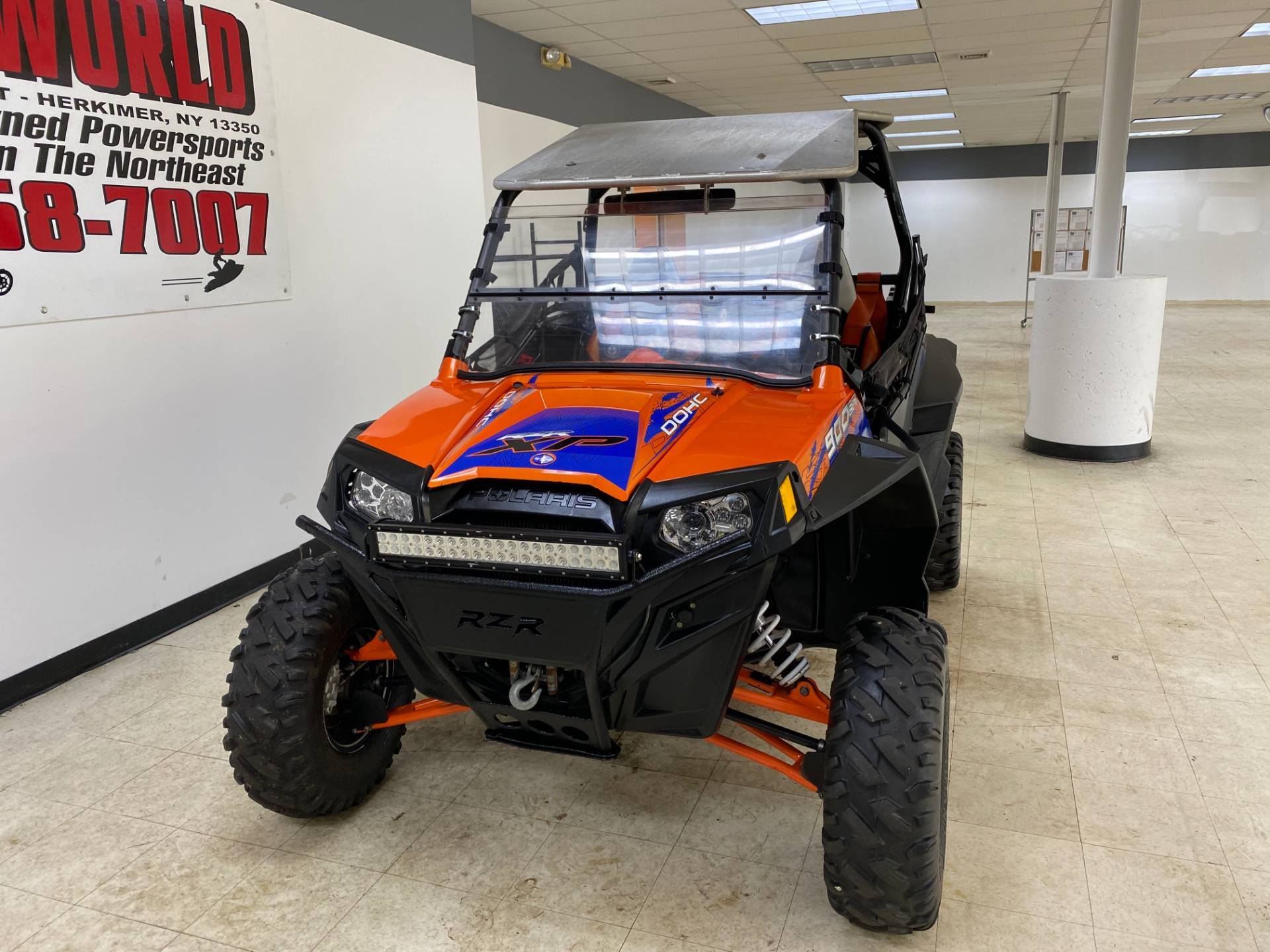 2013 Polaris RZR® XP 900 EPS LE in Herkimer, New York - Photo 5