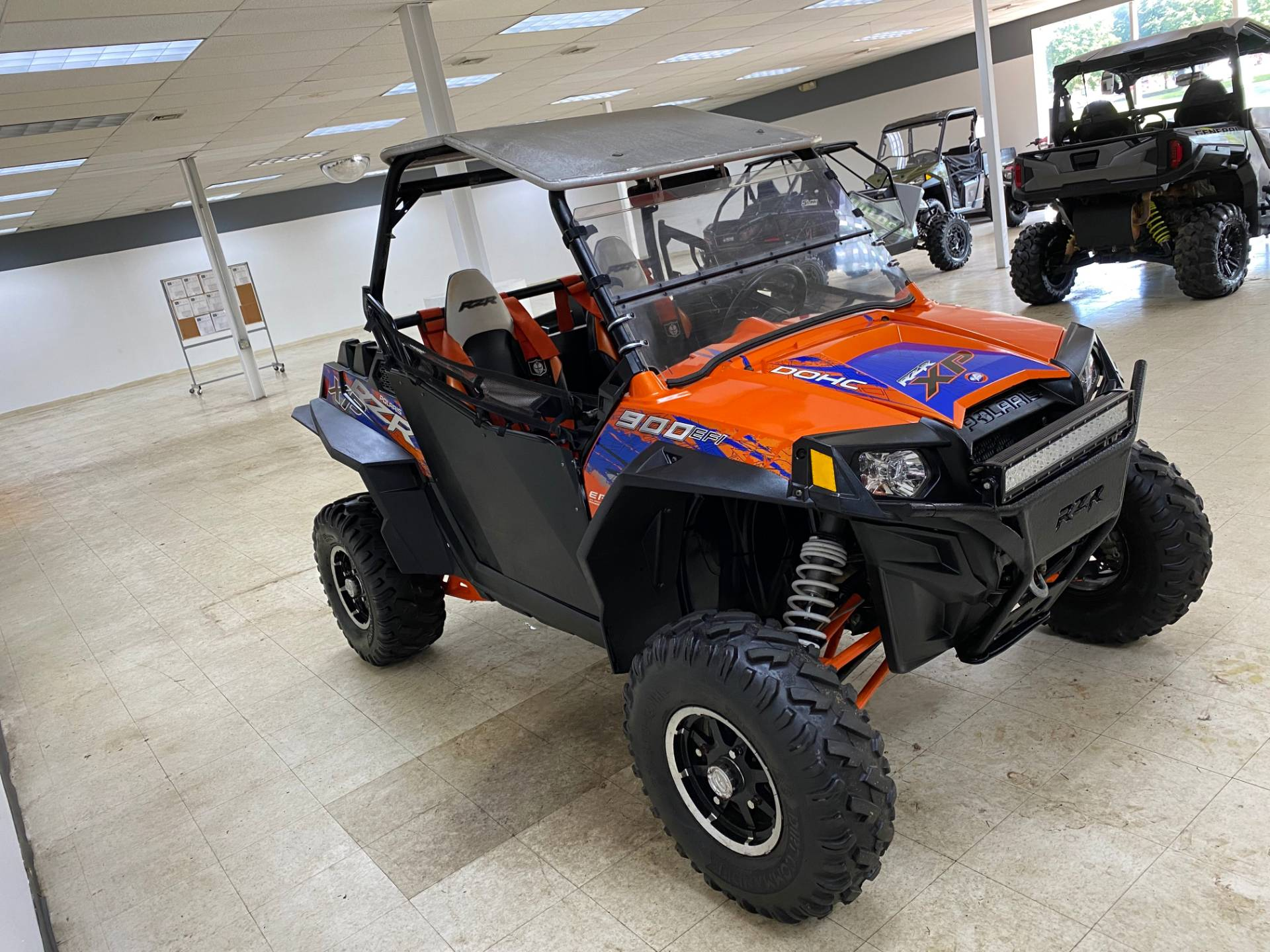 2013 Polaris RZR® XP 900 EPS LE in Herkimer, New York - Photo 9