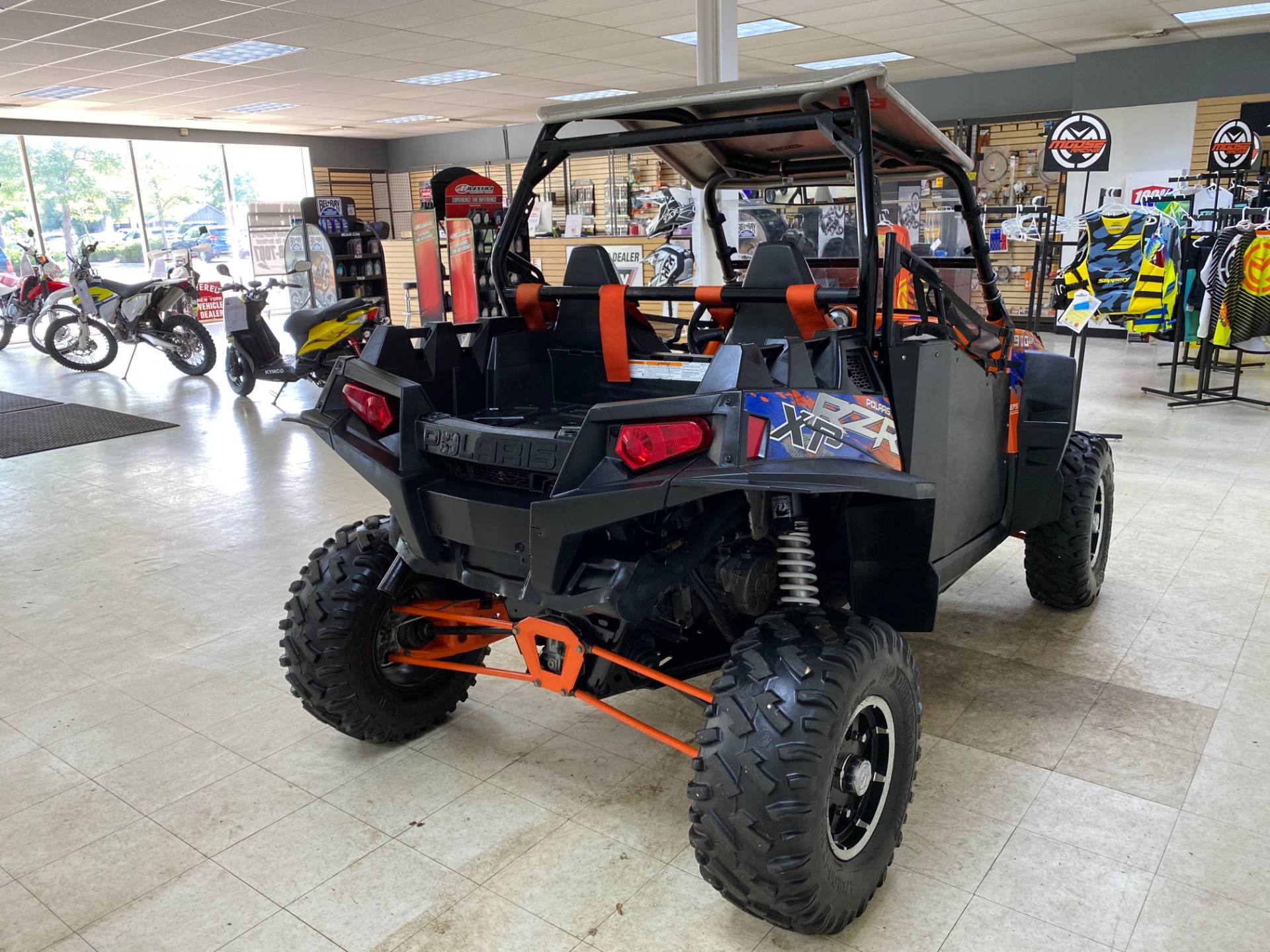 2013 Polaris RZR® XP 900 EPS LE in Herkimer, New York - Photo 11