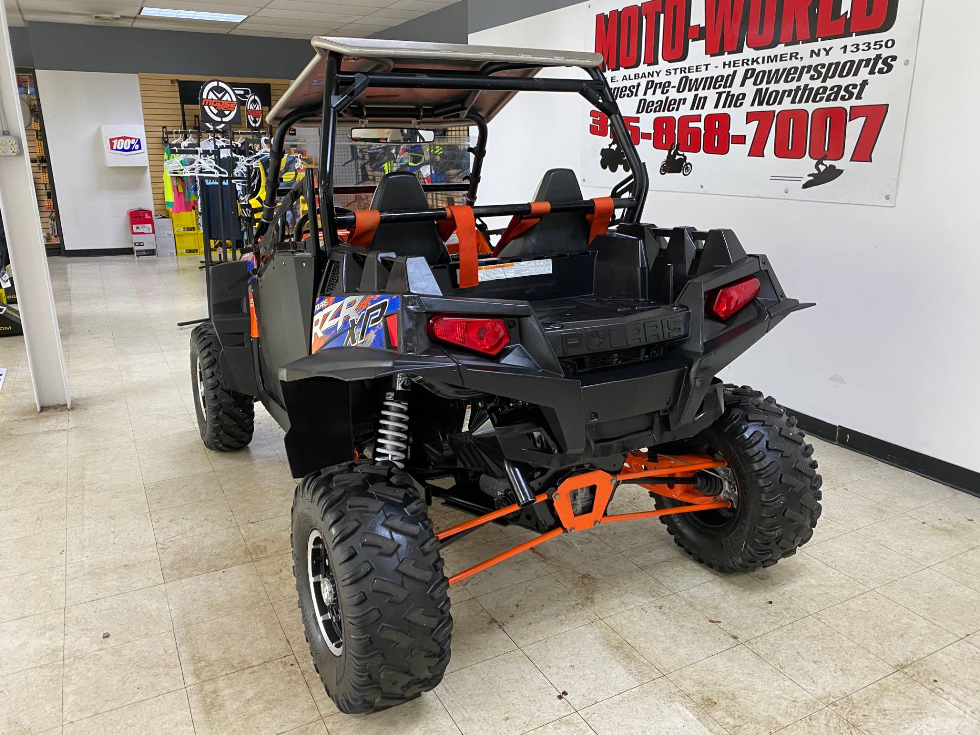2013 Polaris RZR® XP 900 EPS LE in Herkimer, New York - Photo 14
