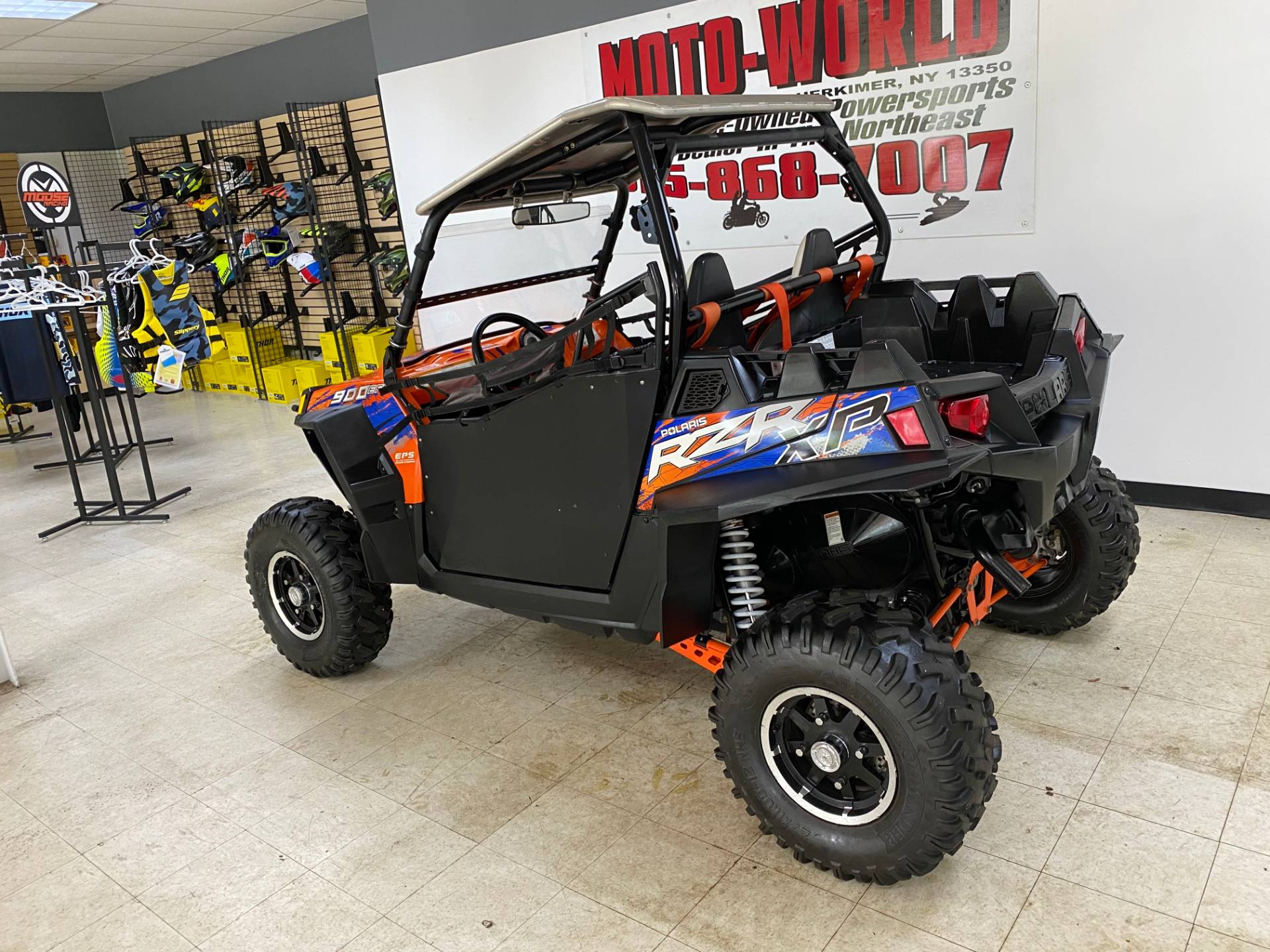 2013 Polaris RZR® XP 900 EPS LE in Herkimer, New York - Photo 17