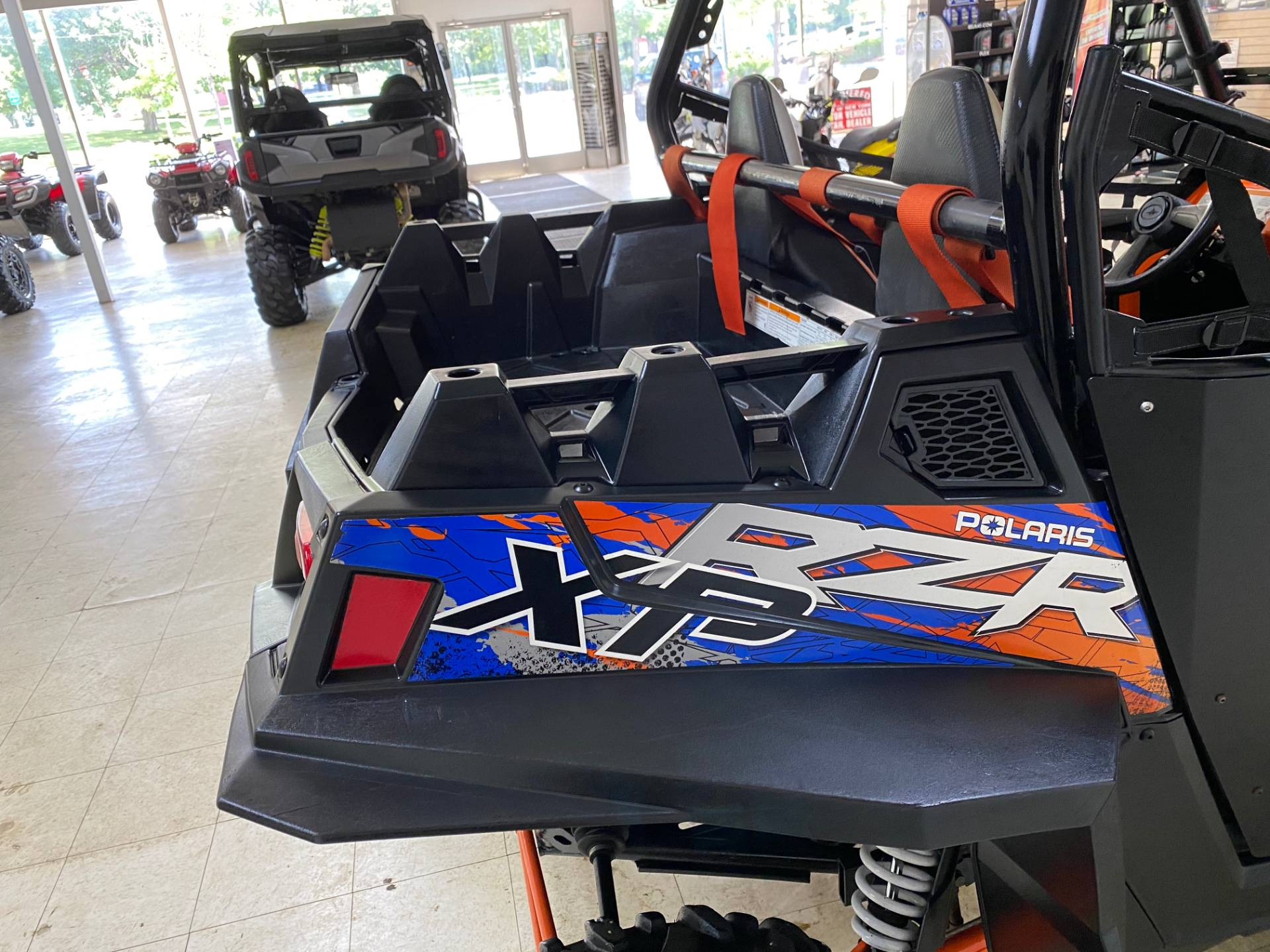 2013 Polaris RZR® XP 900 EPS LE in Herkimer, New York - Photo 20
