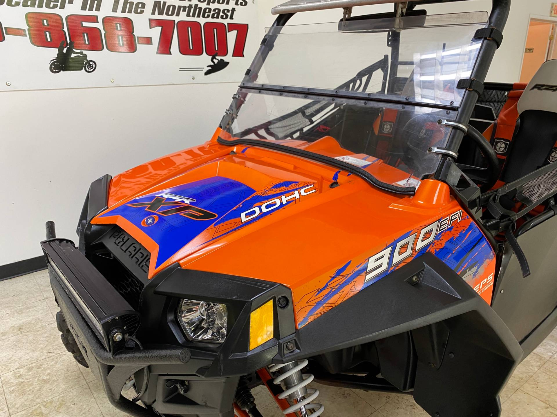 2013 Polaris RZR® XP 900 EPS LE in Herkimer, New York - Photo 23