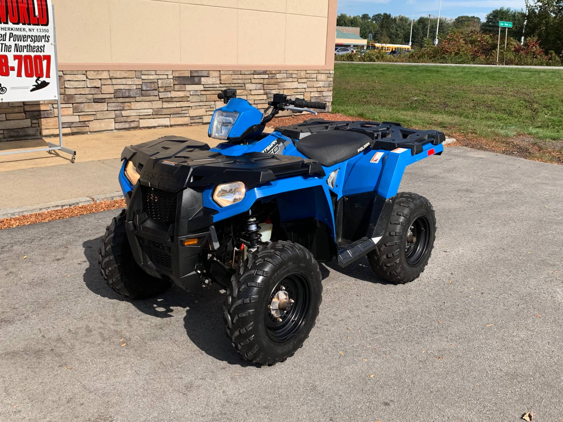 2017 Polaris Sportsman 450 H.O. in Herkimer, New York - Photo 3