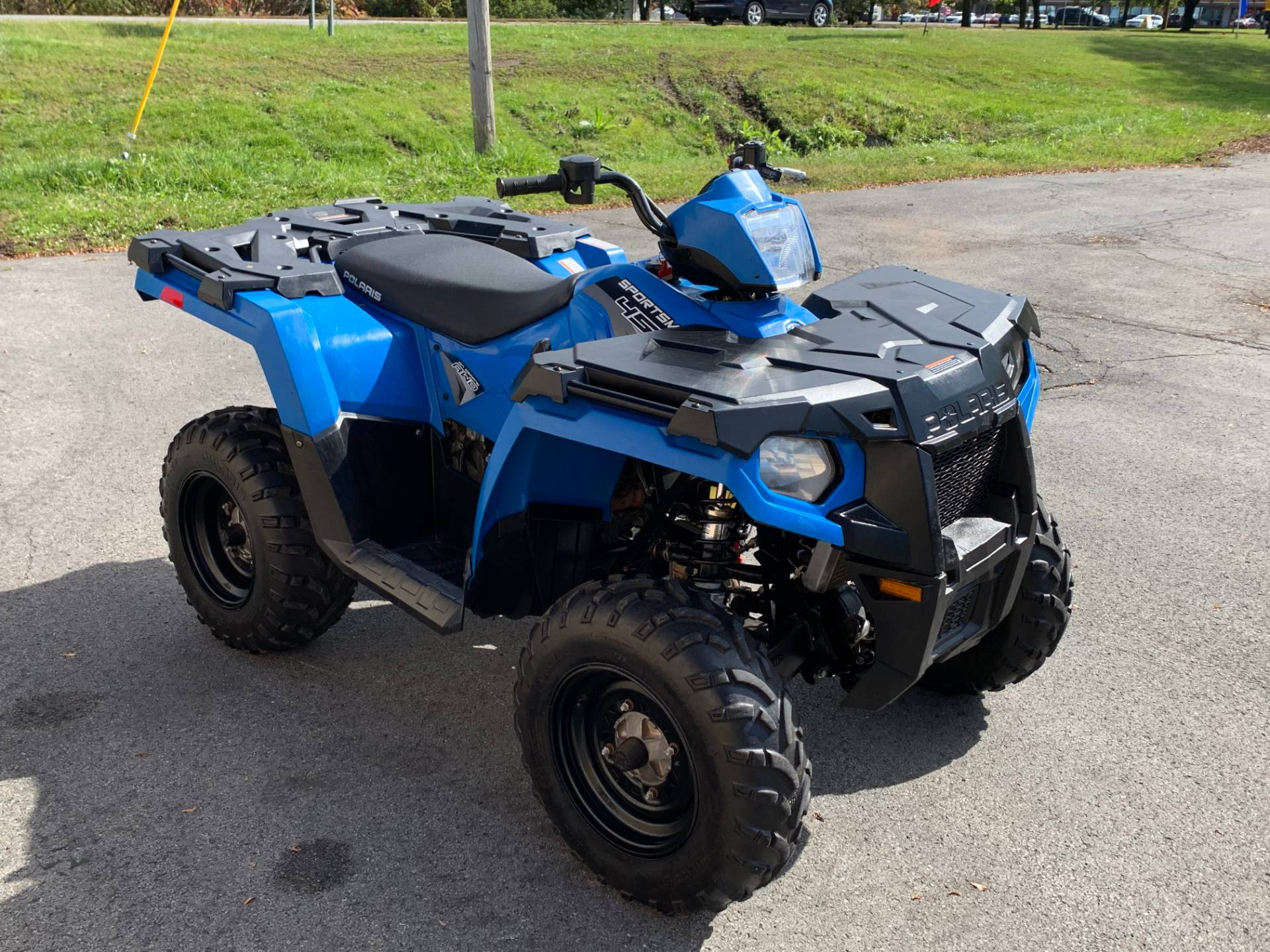 2017 Polaris Sportsman 450 H.O. in Herkimer, New York - Photo 5