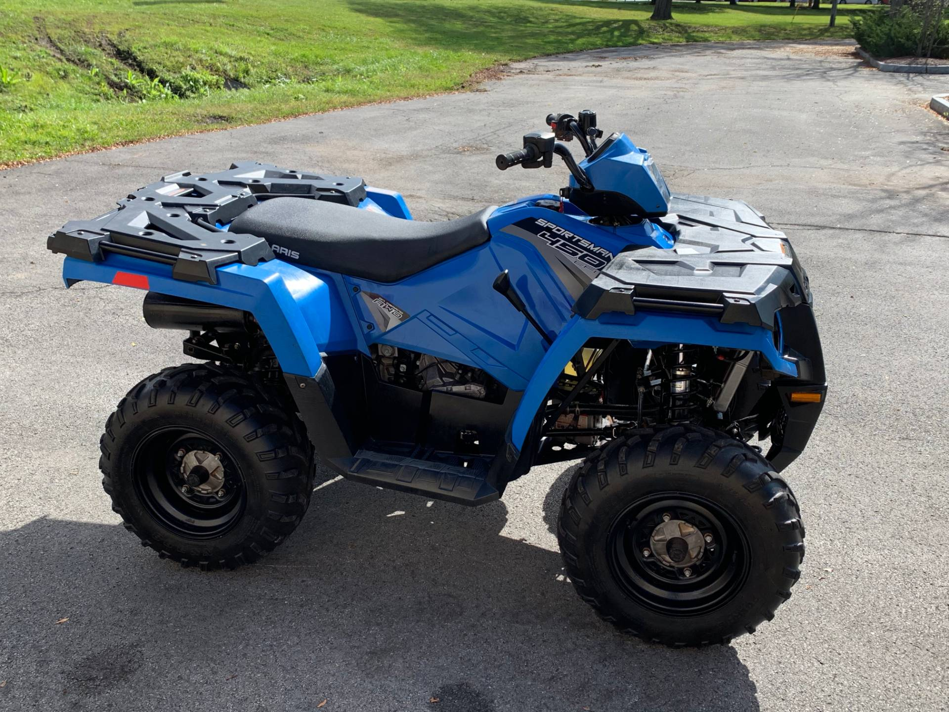 2017 Polaris Sportsman 450 H.O. in Herkimer, New York - Photo 6
