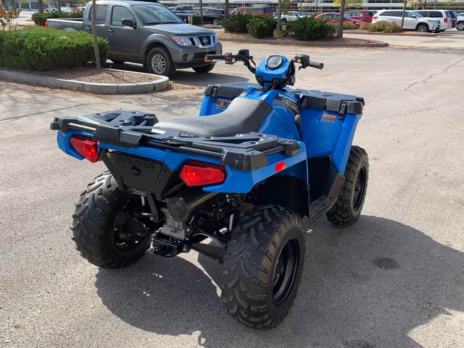 2017 Polaris Sportsman 450 H.O. in Herkimer, New York - Photo 8