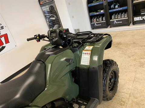 2016 Honda FourTrax Foreman Rubicon 4x4 Automatic DCT in Herkimer, New York
