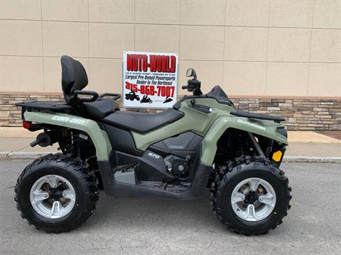 2017 Can-Am Outlander MAX DPS 570 in Herkimer, New York