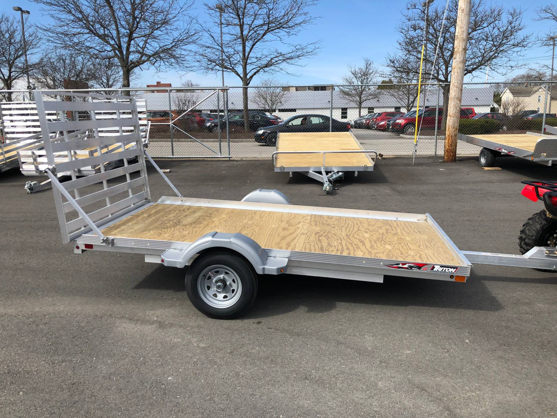 2020 Triton Trailers GU 10 in Herkimer, New York - Photo 1