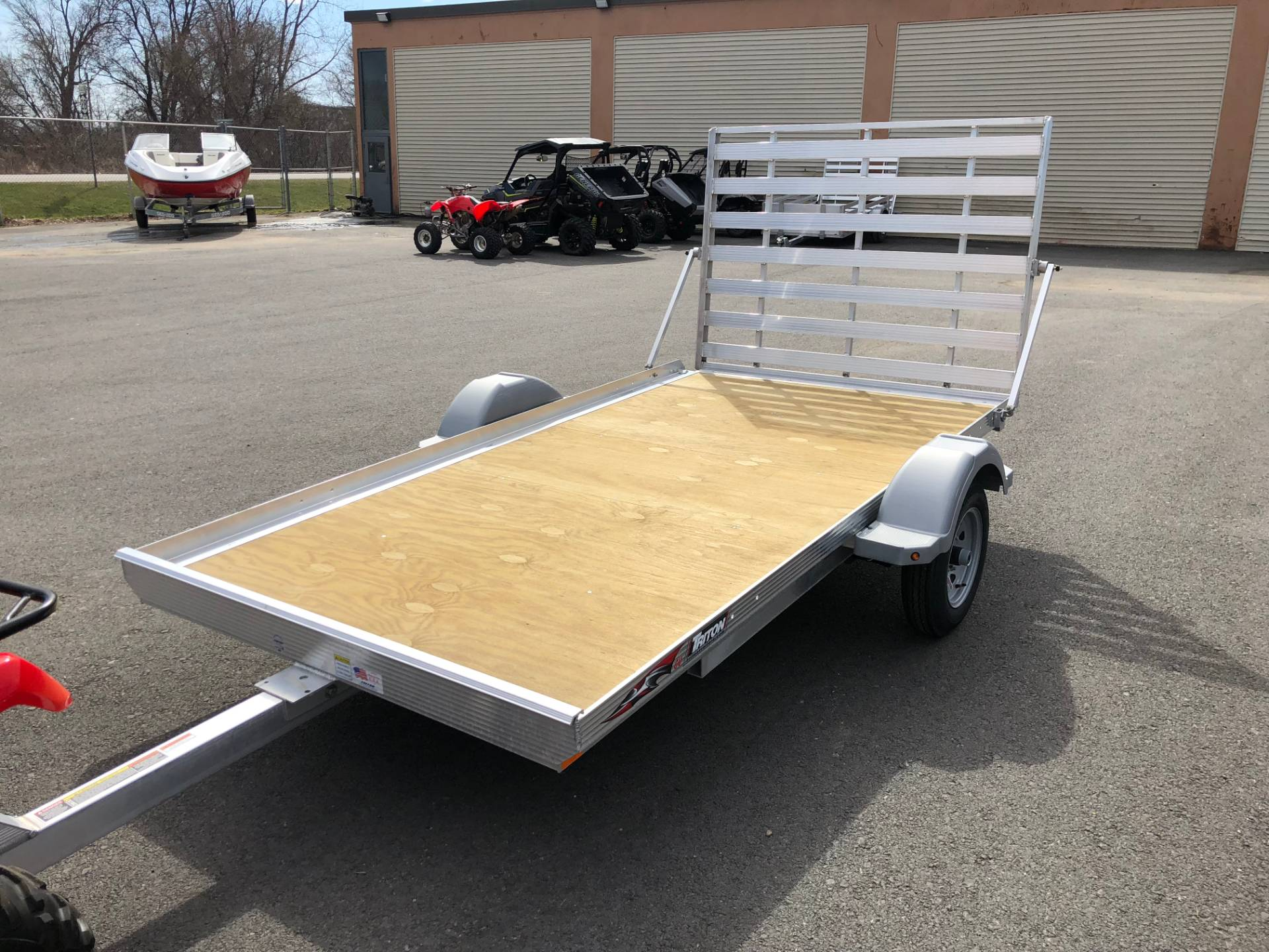 2020 Triton Trailers GU 10 in Herkimer, New York - Photo 4