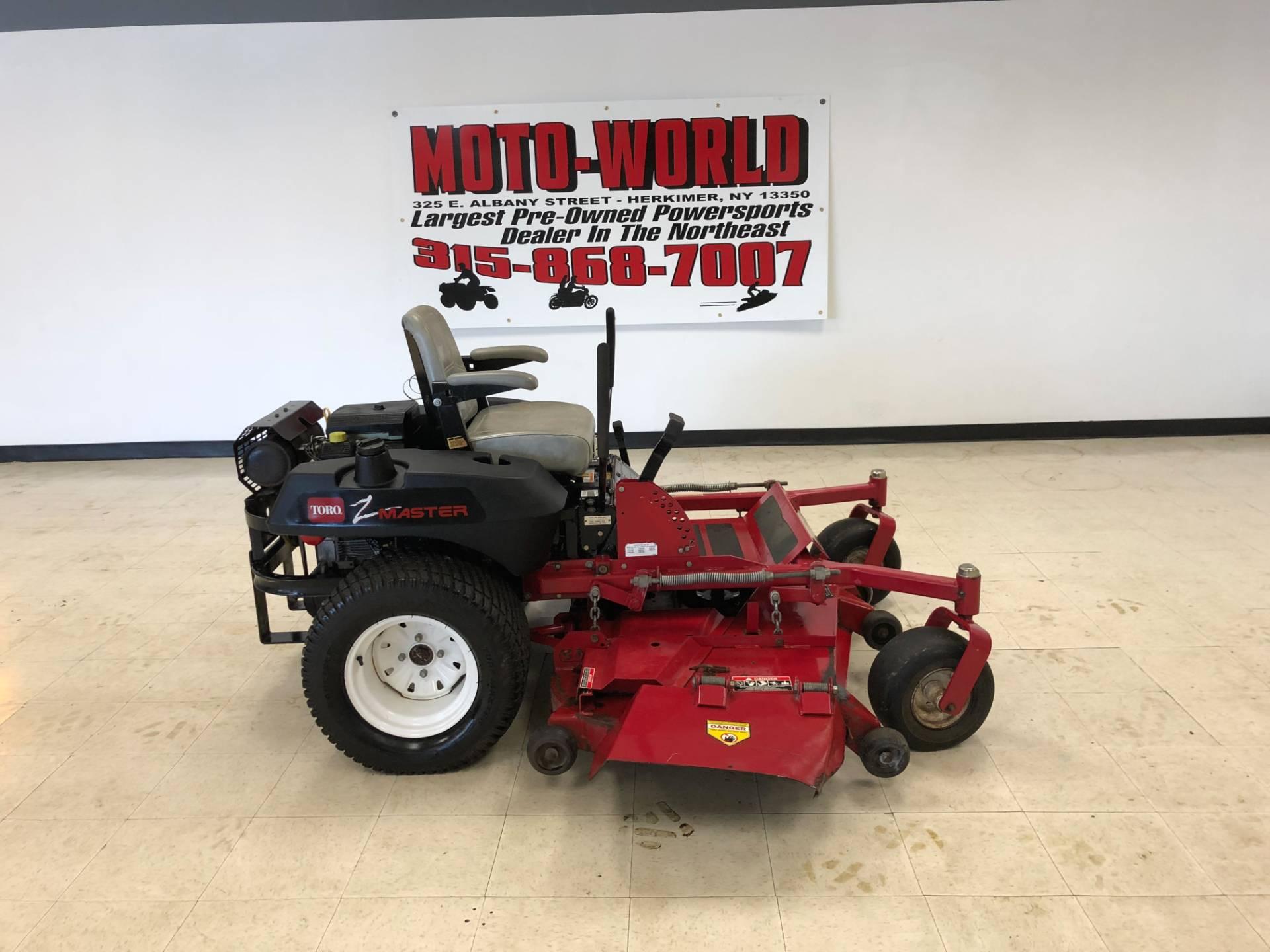 Used 2008 Toro Z Master® G3 25 hp Kohler (74903) Lawn Mowers ...