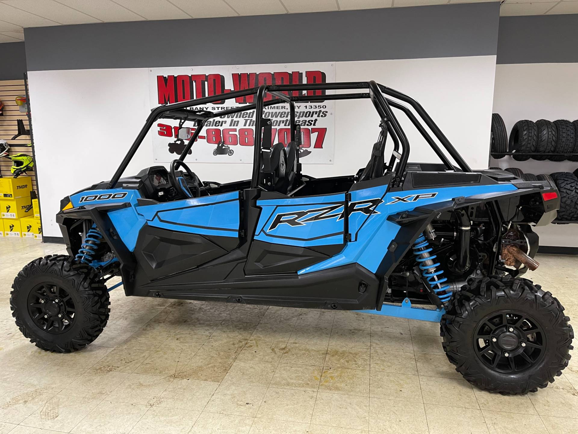 2020 Polaris RZR XP 4 1000 in Herkimer, New York - Photo 1