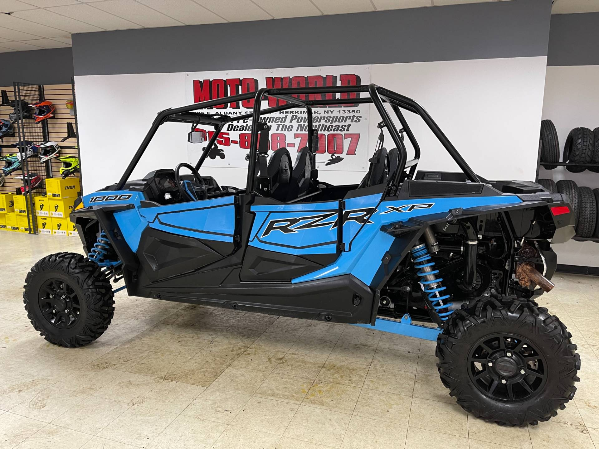 2020 Polaris RZR XP 4 1000 in Herkimer, New York - Photo 2