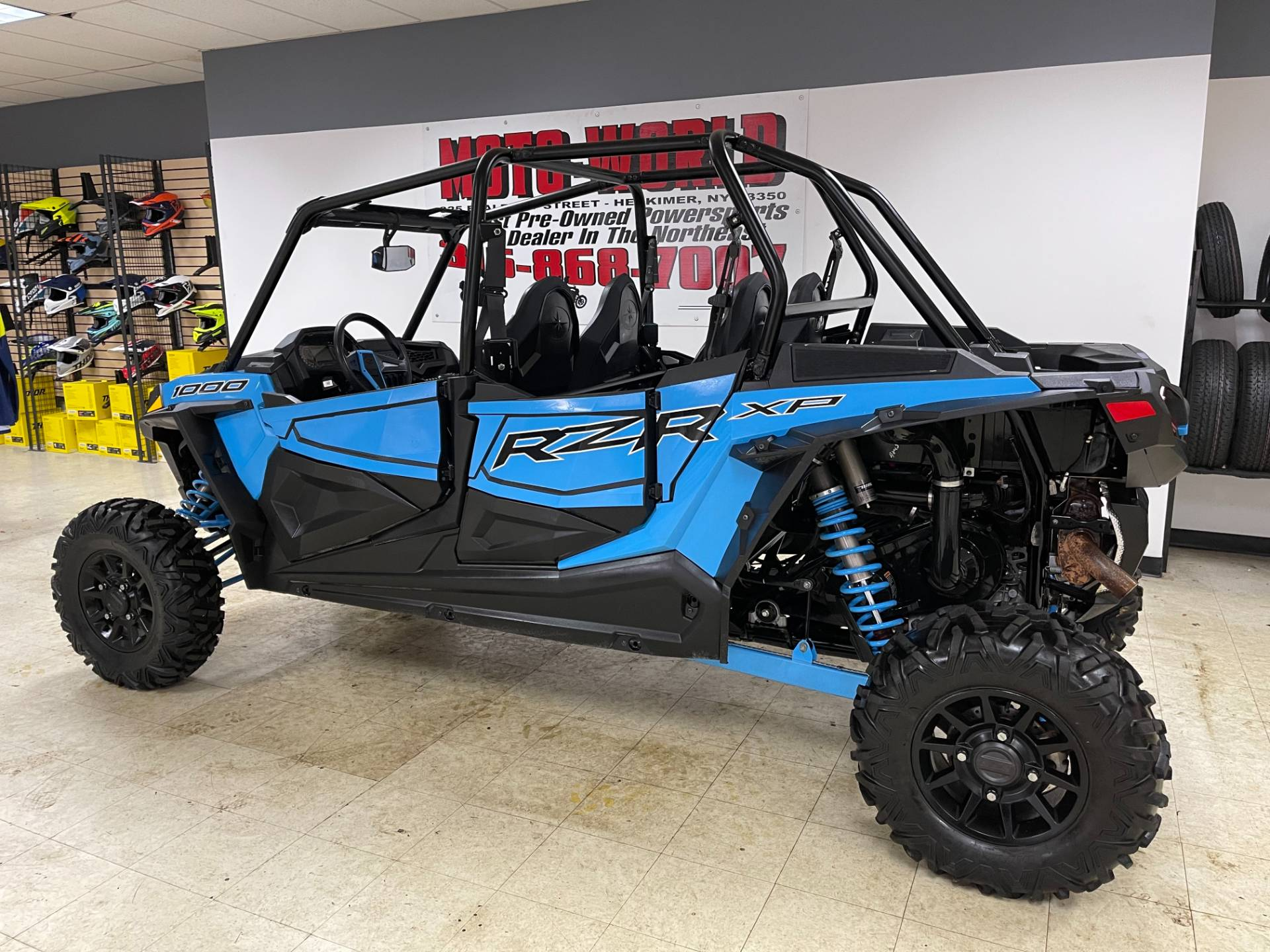 2020 Polaris RZR XP 4 1000 in Herkimer, New York - Photo 3