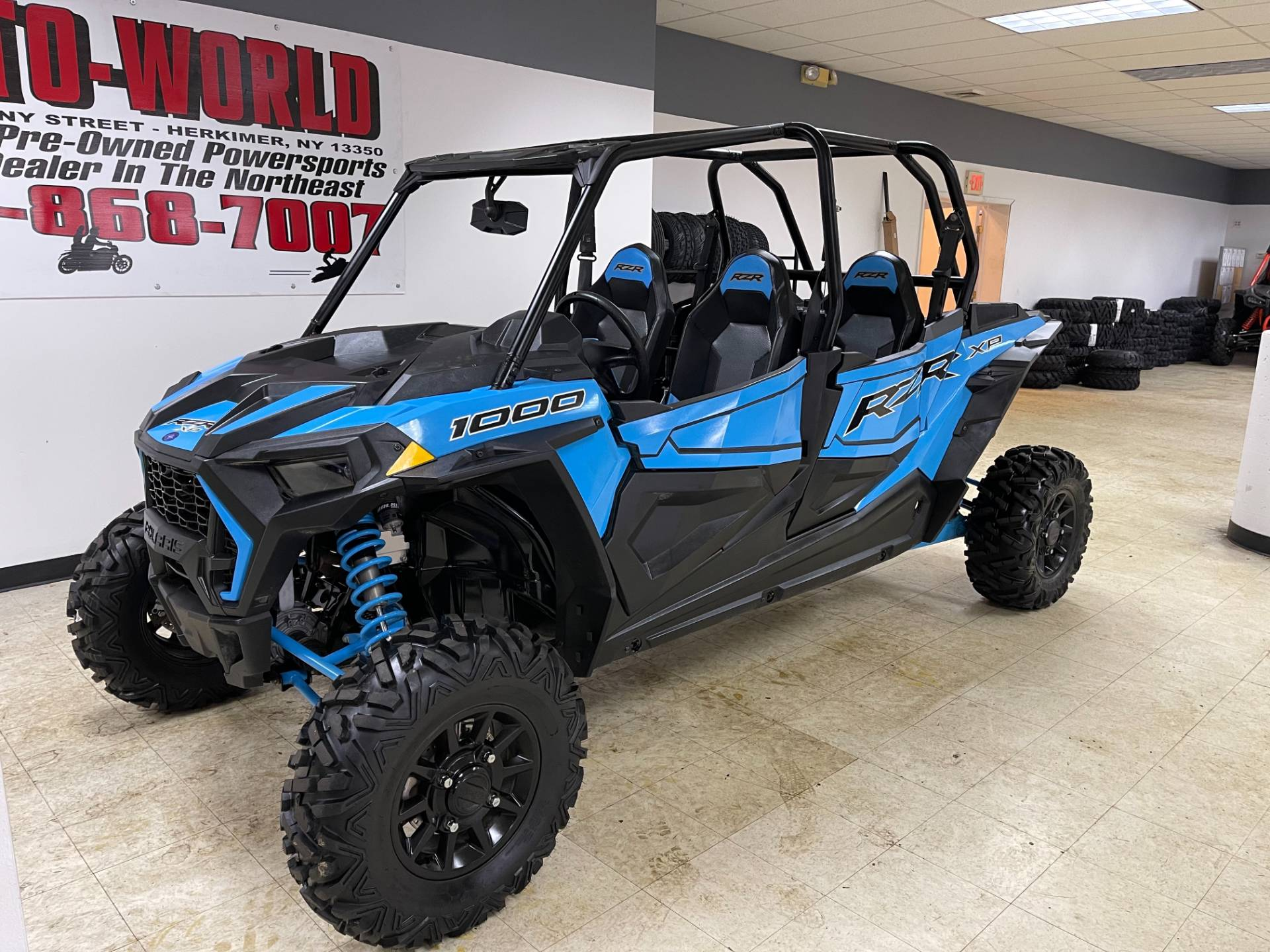 2020 Polaris RZR XP 4 1000 in Herkimer, New York - Photo 5