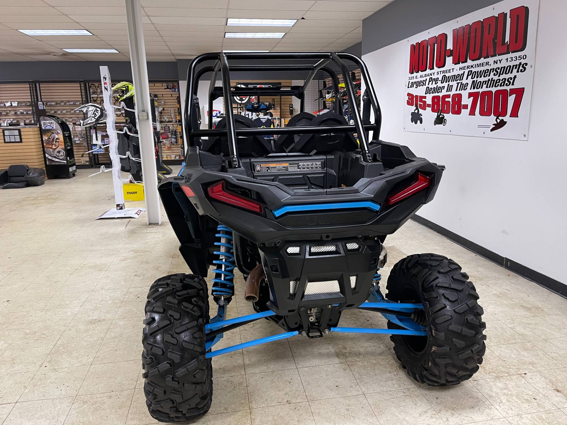 2020 Polaris RZR XP 4 1000 in Herkimer, New York - Photo 14
