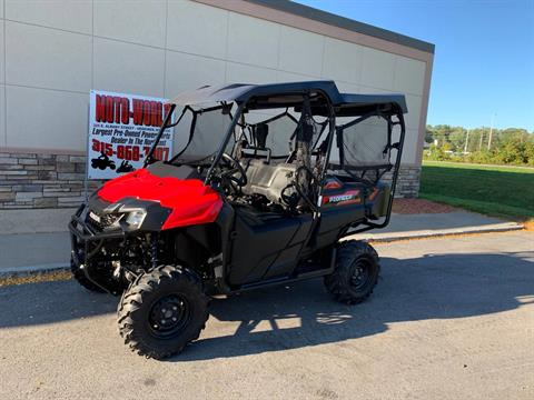 2017 Honda Pioneer 700-4 in Herkimer, New York