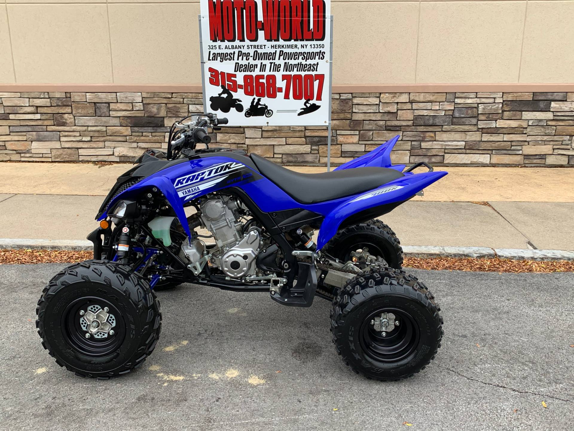 2019 Yamaha Raptor 700R in Herkimer, New York - Photo 1