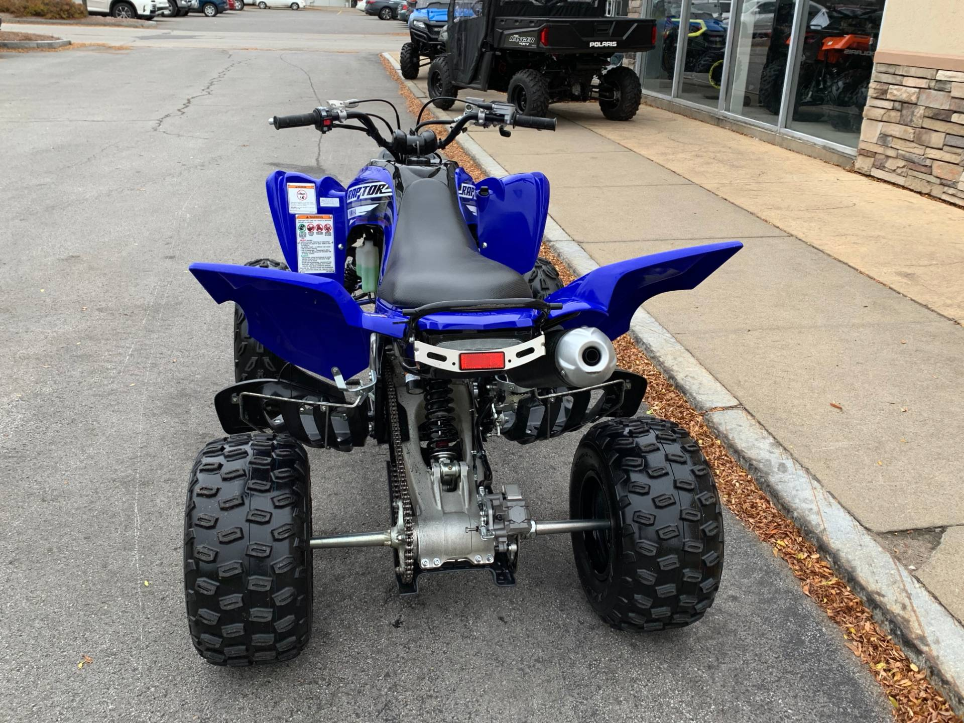 2019 Yamaha Raptor 700R in Herkimer, New York - Photo 10