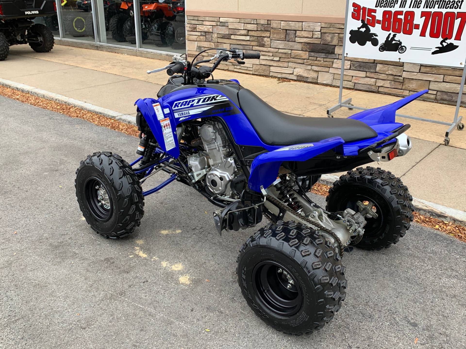 2019 Yamaha Raptor 700R in Herkimer, New York - Photo 12
