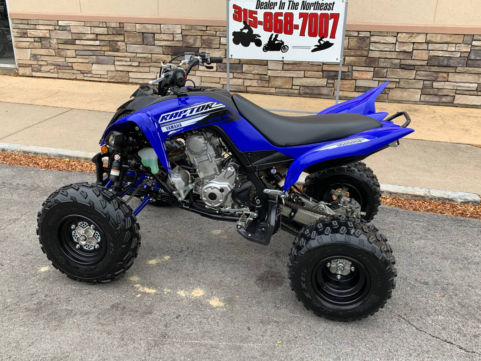 2019 Yamaha Raptor 700R in Herkimer, New York - Photo 13