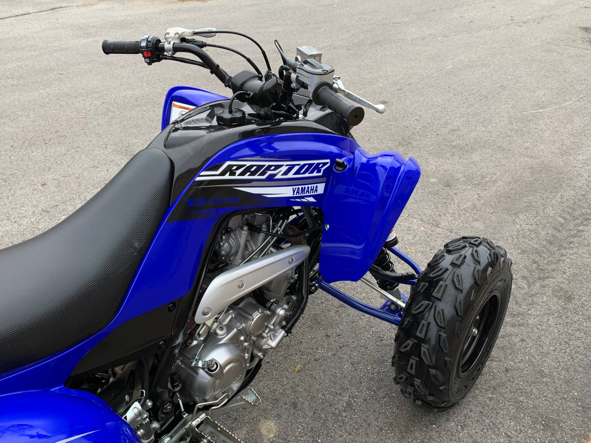 2019 Yamaha Raptor 700R in Herkimer, New York - Photo 17